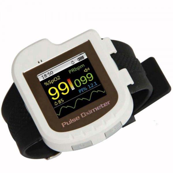 Mobiak Οξύμετρο καρπού - ρολόι με καταγραφή My-SPO2 Watch 0808362