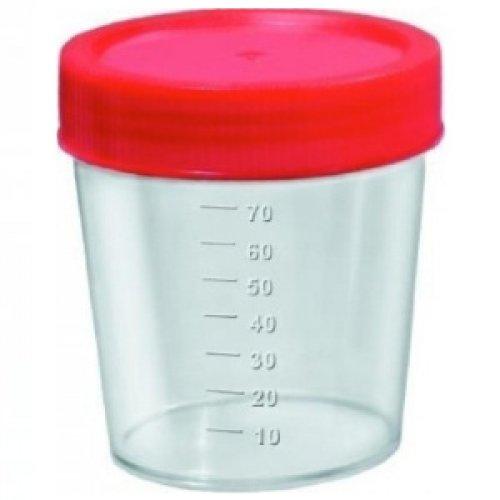 Αποστειρώμενος Ουροσυλλέκτης Χωρίς Κουτί Asepta Bio-urine 100ml (1τμχ) 19C3511