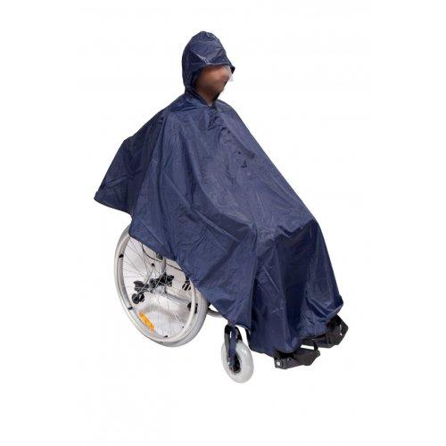 Αδιάβροχο Κάλυμμα Χρήστη Αναπηρικού Αμαξιδίου – Simple 0811371