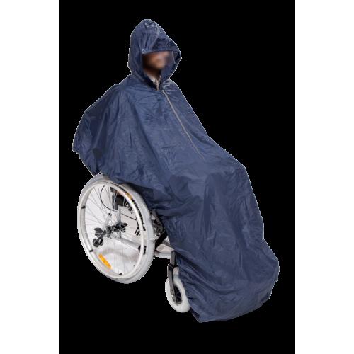 Αδιάβροχο Κάλυμμα Χρήστη Αναπηρικού Αμαξιδίου – Complex Mobiak care 0811372