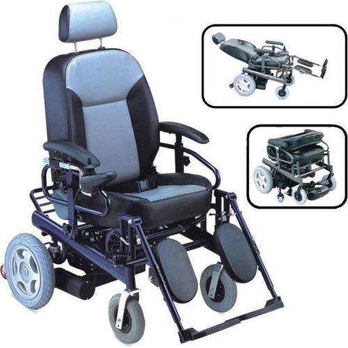 Ηλεκτροκίνητο Αναπηρικό Αμαξίδιο Reclining Comfort Mobiakcare 0809242