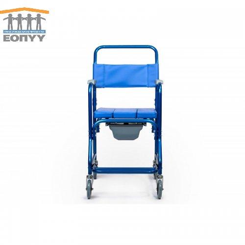 Αναπηρικό Αμαξίδιο Μπάνιου Με Δοχείο Μobiakcare 0808378