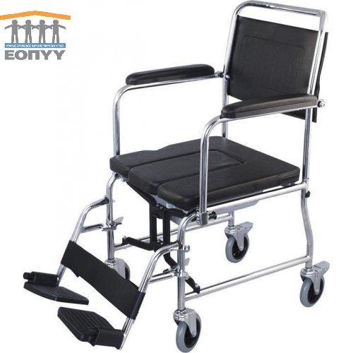 Αναπηρικό Αμαξίδιο Απλού Τύπου Πτυσσόμενο Με Δοχείο Μobiakcare 0808396