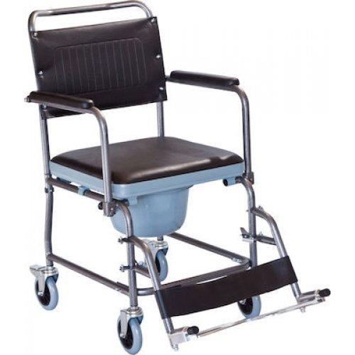 Αναπηρικό Αμαξίδιο Απλού Τύπου Με Δοχείο Μobiakcare 0806053