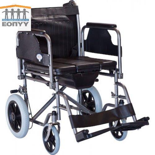 Αναπηρικό Αμαξίδιο Με Δοχείο Εσωτερικού Χώρου ΙΙΙ Μobiakcare 0807985