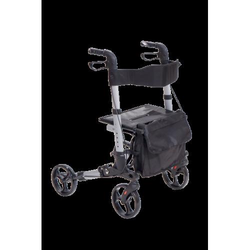Περιπατητήρας Τροχήλατος – Rollator «Platinum» mobiak 0803160