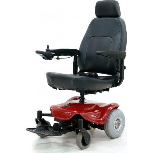 Αναπηρικό αμαξίδιο ηλεκτροκίνητο AGILA (KOKKINO) Mobiakcare  0811107