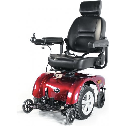"Mobility Power Chair 360 ""VT61015""( Κόκκινο) Vita Orthopaedics 09-2-166"