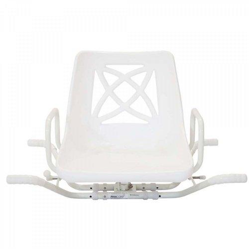 Καρέκλα Μπανιέρας Περιστρεφόμενη Ρυθμιζόμενη Μobiakcare 0808135