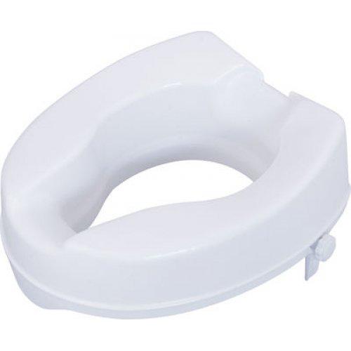 Ανυψωτικό κάθισμα τουαλέτας 10cm με σφιγκτήρες Mobiakcare 0808231
