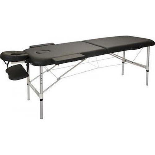 Κρεβάτι Φυσικοθεραπείας Πτυσσόμενο Black Mobiakcare 0808877
