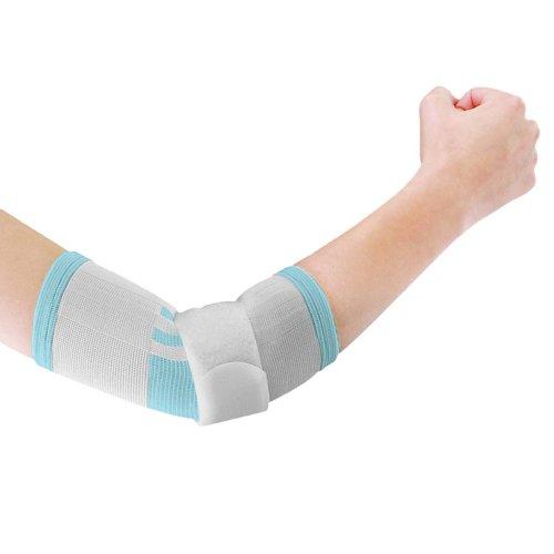 Vita Orthopedics Αγκωνίδα ελαστική με πίεστρο σιλικόνης 03-2-054