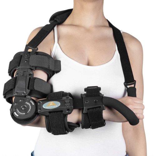 Νάρθηκας αγκώνος λειτουργικός COMFORT PLUS Medical Brace MB.2000