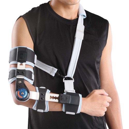 Vita Orthopedics Τηλεσκοπικός λειτουργικός νάρθηκας αγκώνα 03-2-056 Αυχένας
