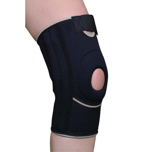 Medical Brace Neoprene Knee support OPEN ATHLETIC MB-3001