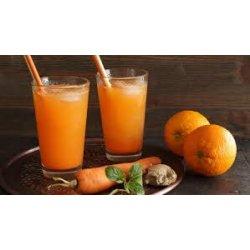 Χυμός καρότου, μια υγιεινή επιλογή