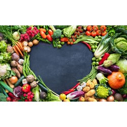 Φυτοφαγική διατροφή: Τα οφέλη για την καρδιά